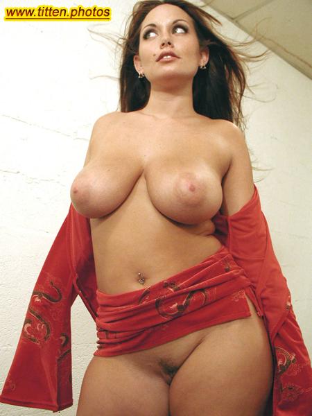 Ein erotisches Foto einer wahrhaft sexy Milf